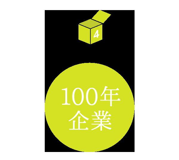 100年企業